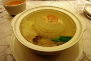 ホタテのスープ2