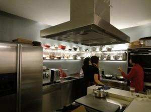 料理教室コーナー